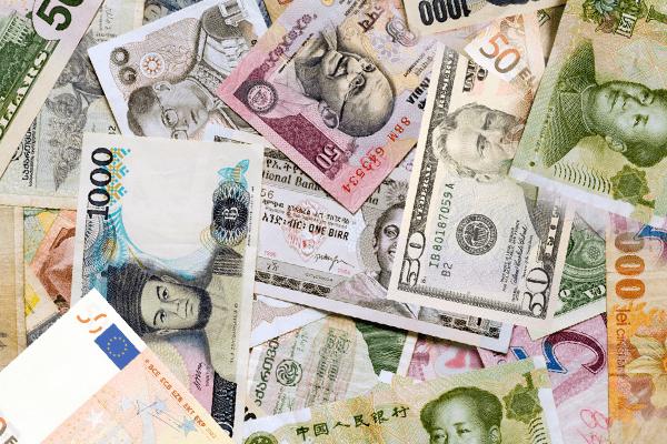 العملات في برنامج حسابات محلات الذهب