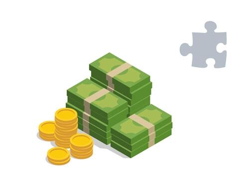 ته حساب سکهها جدا از ته حساب طلا و ریال