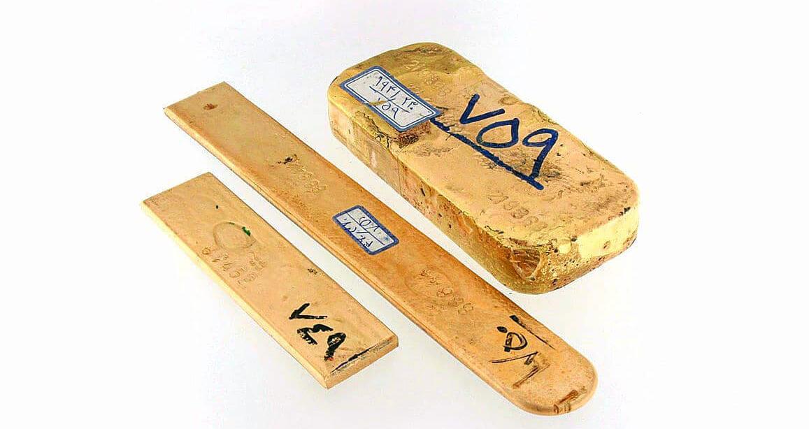 طلای آب شده چیست در حسابداری طلا