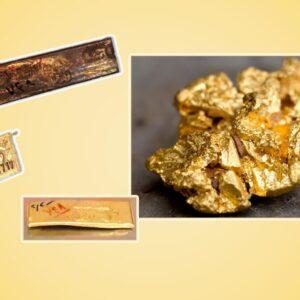 حسابداری زرگری و طلای آب شده شرطی